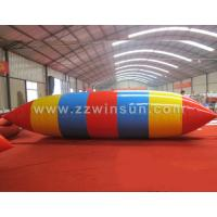 Wholesale Popular toy Water Games large Inflatable Water Blob for Sale from china suppliers