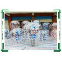 Wholesale Clear Inflatable Belly Bump Ball , Buddy Bounce Outdoor Play Ball from china suppliers