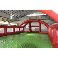 Wholesale Outdoor Inflatable Soccer Field , Inflatable Soap Soccer Field for Sport Game from china suppliers