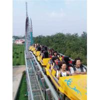 Quality 45M Height Reciprocating Roller Coaster Amusement Park for sale