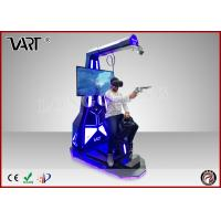 Wholesale Steel / Plastic VR Horse Riding Game 9D Virtual Reality Simulator for Amusement Park from china suppliers