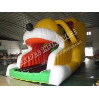 Wholesale Inflatable dog slide, ,Inflatable puppy slide,animal slide from china suppliers