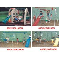Wholesale seesaw ,children slide playground from china suppliers