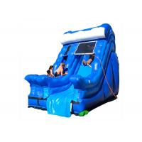 Wholesale Popular Commercial Inflatable Water Slides For Adults Customized Size from china suppliers