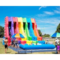 Wholesale Commercial Kids Inflatable Water Slide Playground Jumping Bouncer from china suppliers