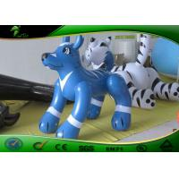 China Professional Holiday Inflatable Garden Toys / Inflatable Christmas Husky on sale