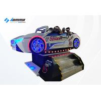 China White And Blue Virtual Reality Simulator 9D VR Theater Deepoon Glasses BMW Car VR Equipment on sale
