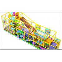 Wholesale Indoor playground TQB-CT037 from china suppliers