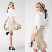 Wholesale Girl Knee Length Mini Skirts from china suppliers