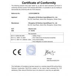 Zhengzhou Alibrothers Amusement Equipment Co., Ltd. Certifications