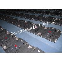 China RGB Outdoor LED Screen Hire / Led Video Wall On Rent With Aluminum Cabinet on sale