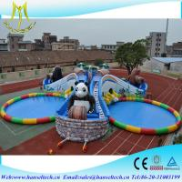 Wholesale Hansel popular inflatable pool rental for pool party from china suppliers