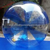 Wholesale Floating PVC Walk On Water Inflatable Aqua Ball For Outdoor Kids Party from china suppliers