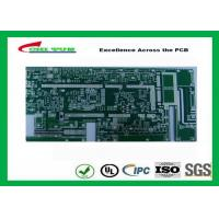 Wholesale Taconicrf Green Solder Mask Double Side PCB 0.75mm Lead Free HASL DK3.5 DF0.0025 from china suppliers