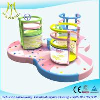 Wholesale Hansel small indoor soft playground for amusement park from china suppliers