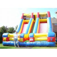 Buy cheap 2011 inflatable high slide,huge slide from wholesalers