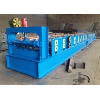 Wholesale Fully Automatic Floor Deck Roll Forming Machine 12-15m/ Min PLC Control System from china suppliers