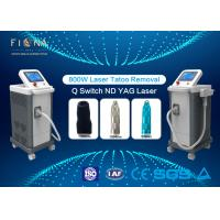 Buy cheap Picosecond Laser Q Switched ND YAG Laser Tattoo Machine Fractional With Cooling from wholesalers