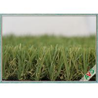 13500 Dtex 4 Tones Landscaping Artificial Grass With 5 - 7 Years Guarantee