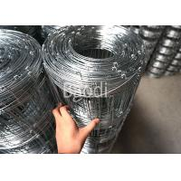 """Wholesale Galvanized Metal Wire Woven Field Fence Rolls 6"""" Mesh Hole Space Agricultural Fencing from china suppliers"""