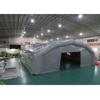 China Custom 21m Big Airtight Inflatable Event Tent / Waterproof Outdoor Marquee Tent on sale