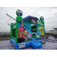 Wholesale inflatable trampoline inflatable trampoline rental air bouncer inflatable trampoline from china suppliers