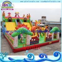 China Hot sale Frozen inflatable castle,bouncy castle,frozen bouncy castle for children on sale