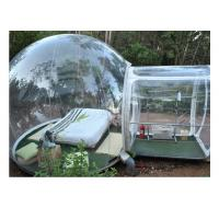 Wholesale Fire Retardant Inflatable Bubble Camping Tent Waterproof For Public Square from china suppliers