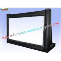 Wholesale Tabletop Inflatable Backyard Movie Screen Outdoor Inflatable Billboards For Display from china suppliers