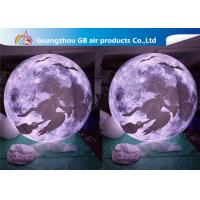 Wholesale Multi - Color Inflatable Lighting Decoration Blow Up Moonlight Ball Air Balloon from china suppliers