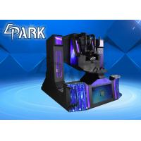 Wholesale Sheet Metal 9D Virtual Reality Simulator Amusement Park Rides Big Pendulum from china suppliers