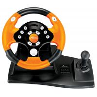 Wholesale Wired Large Racing Gaming Steering Wheel For PC / P3 / Xbox360 from china suppliers