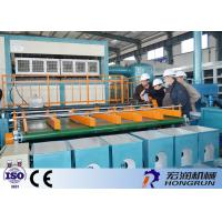 Buy cheap Automatic Rotary Pulp Molding Apple Tray Making Machine / Paper Pulp Molding Machine from wholesalers