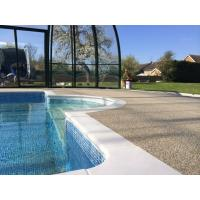 Wholesale Non - Pollution Rubber Surface Around Pools Fragmented Chips ISO Approved from china suppliers