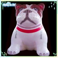 Wholesale 4m Height Cute Inflatable Pug Decorative Inflatable Dog from china suppliers