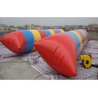 Wholesale Interesting Large Blow Up Pool Toys Inflatable Water Blob Jump With EN14960 from china suppliers