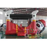 Quality Commercial Adult Inflatable Bounce House Rental With Dog Shape for sale