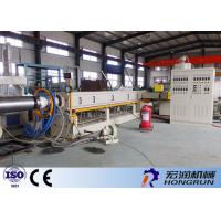 China Recycling Epe Foam Sheet Extrusion Line For Food Container / Bowls / Trays on sale