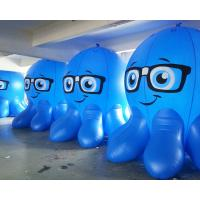 Wholesale New PVC Air/ Inflatable Balloon/ Blimp-Blue Octopus For Advertisement from china suppliers