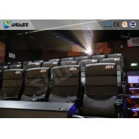 Wholesale Commercial Theater 4D Movie Equipment With Electric System Motion Chair from china suppliers