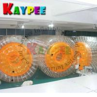 Wholesale Transparent water roller ball water game Aqua fun park water zone KZB007 from china suppliers