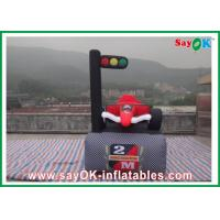 Wholesale Durable Oxford Cloth Inflatable Cartoon Customized For Car Races from china suppliers
