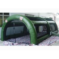 China CE Approved Inflatable Paintball Tent Re - Usability Inflatable Air Tent on sale