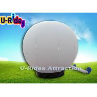 Wholesale Huge Commercial Inflatable Dome Tent , Inflatable Globe Tent With SGS Certificate from china suppliers