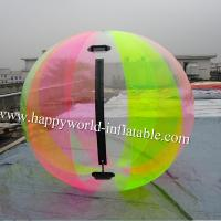 China water bouncing ball , water zorb ball , floating water ball , bubble ball water on sale