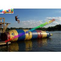 China Adults Colourful Inflatable Water Blob Heat Sealed Outstanding on sale