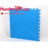 China CE Certificate Outdoor Playground Flooring Good Ventilation 3cm Thickness on sale