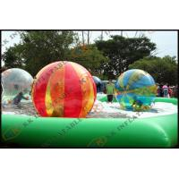 Wholesale High - Strength Pvc Tarpaulin Inflatable Water Ball for Dwimming Pool from china suppliers