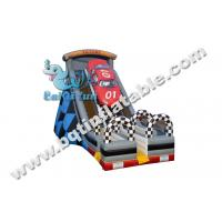 Wholesale Inflatable racing slide,inflatable formula one slide,Air track slide,inflatable car slide from china suppliers
