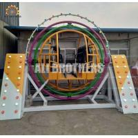Wholesale Outdoor 4 Seats Human Gyroscope Ride Face To Face One Year Warranty from china suppliers